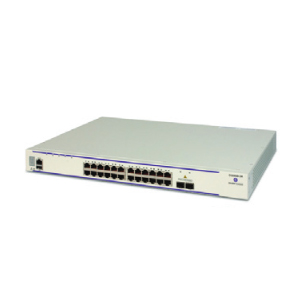 Alcatel-Lucent Enterprise Omniswitch OS6450-P24X Gigabit Ethernet Stackable LAN Switch