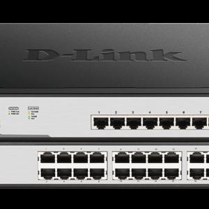 D-Link DGS-1100-10MP Gigabit Smart Managed Switch