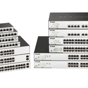 D-Link DGS-1100-24 Gigabit Smart Managed Switch
