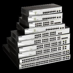D-Link DGS-1210-52MP Gigabit Smart Managed Switch