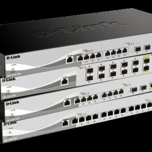 D-Link DXS-1210-16TC Smart Managed Switch