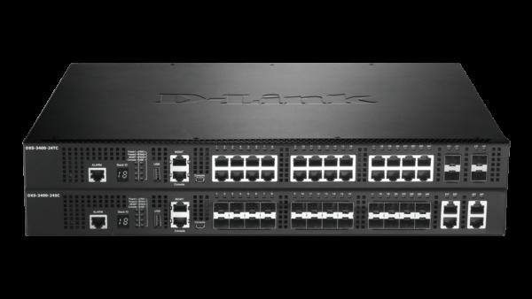 D-Link DXS-3400-24TC 10G Concentrator