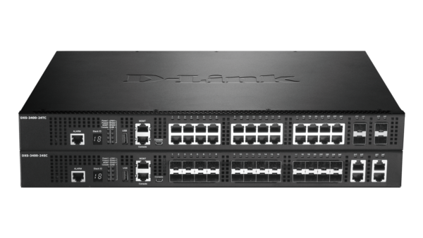 D-Link DXS-3400-24SC 10G Concentrator
