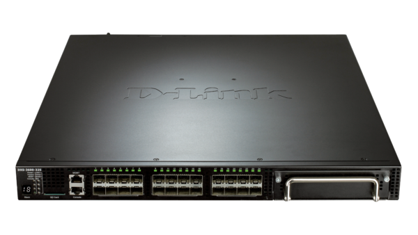 D-Link DXS-3600-EM-4QXS 10G Concentrator