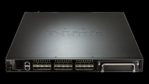 D-Link DXS-3600-EM-8T 10G Concentrator